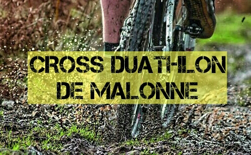 CROSS DUATHLON DE MALONNE